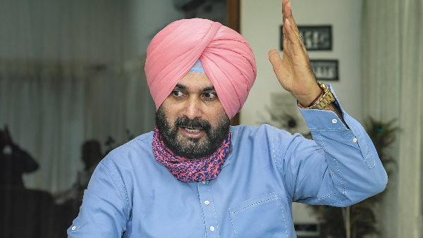 Navjot Singh Sidhu new 'captain' of Punjab Congress ahead of 2022 polls