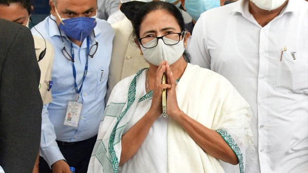 Mamata Banerjee in Delhi on 5-day visit, to meet PM Modi, opposition leaders