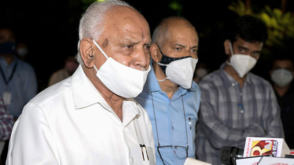 Amid exit rumours, BS Yediyurappa breaks silence, says 'will do whatever high command wants'