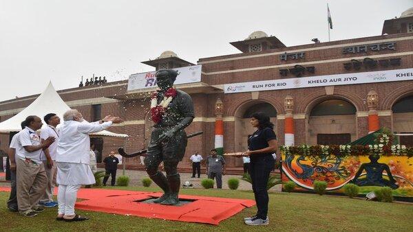Big decision by Modi govt, Khel Ratna Award renamed as Major Dhyan Chand Khel Ratna Award