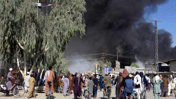 Pakistani Taliban congratulates Afghan Taliban, calls it a 'victory for the whole Islamic world'