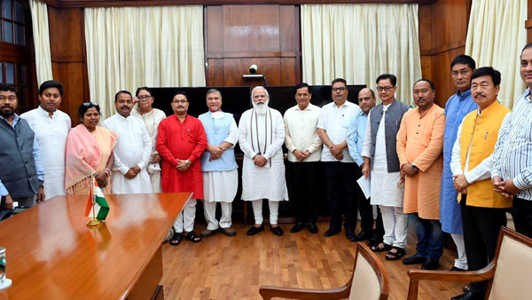 After meeting with PM, Assam, Mizoram withdraw cases