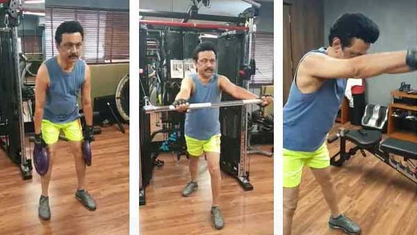 A 'fit' strategy: MK Stalin hits gym in latest video