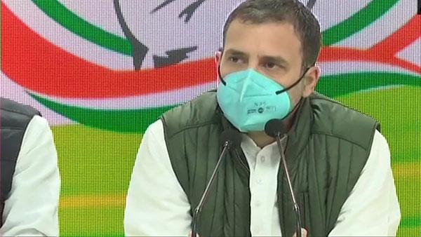 Rahul Gandhi's Twitter handle unlocked a week after suspended it