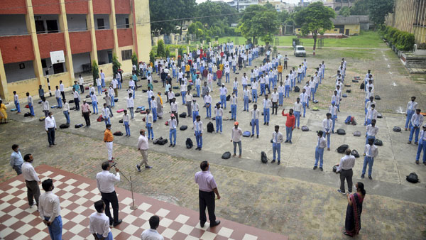 Delhi schools to have staggered lunch breaks from Sep 1