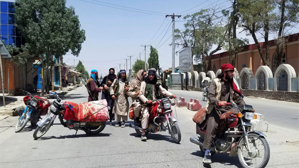 Official Taliban websites go abruptly offline , WhatsApp group also cut off; reasons unknown
