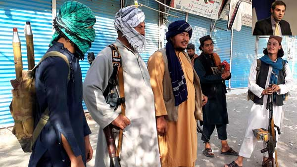 Bigger concern for India is impact a Taliban victory would have on Kashmir based terror groups