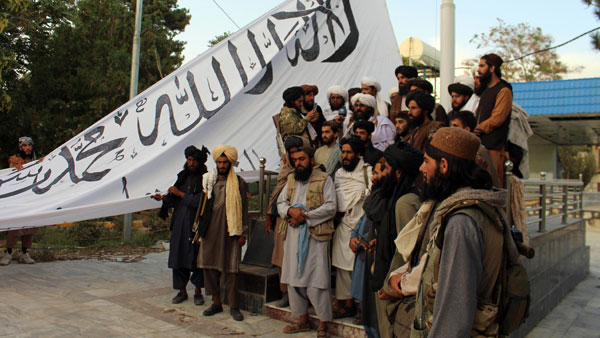 How billions spent on Afghan army ultimately benefited Taliban