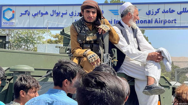 Taliban spokesman says No extensions for US, evacuations in Afghanistan must complete by Aug 31 deadline