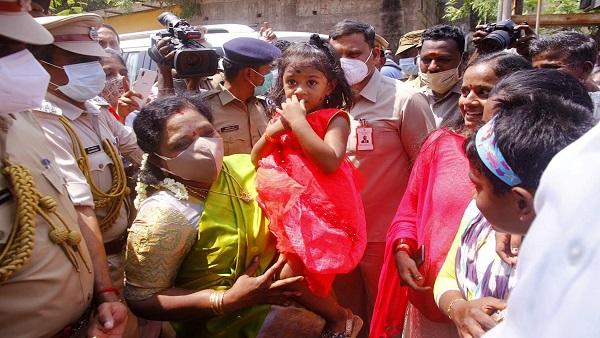 COVID-19: Residents of 5 villages in Karaikal district fully vaccinated, says Tamilisai Soundararajan