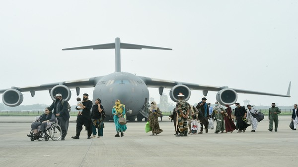 Over 700 Indians evacuated from Afghanistan so far