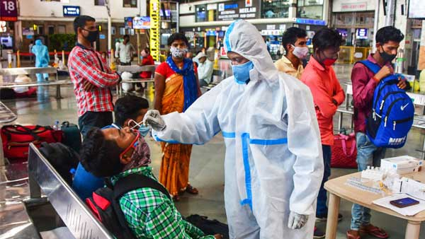 India registers over 40K fresh Covid cases for 2nd day in a row; active cases crawl up to 4.11 lakh