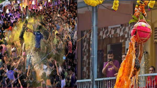 No 'Dahi Handi': Maharashtra CM Thackeray urges organisers to focus on health initiatives