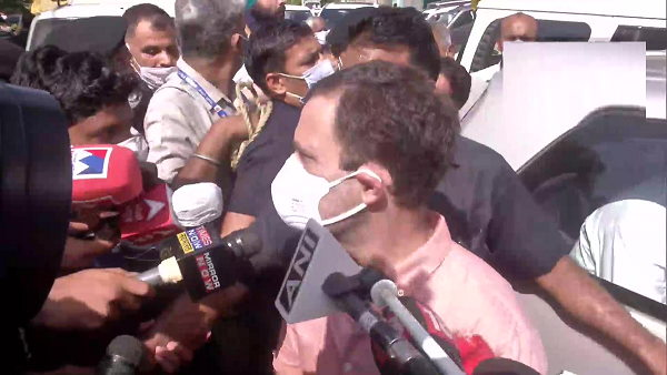 Rahul Gandhi meets family of 9-year-old allegedly raped, murdered in Delhi