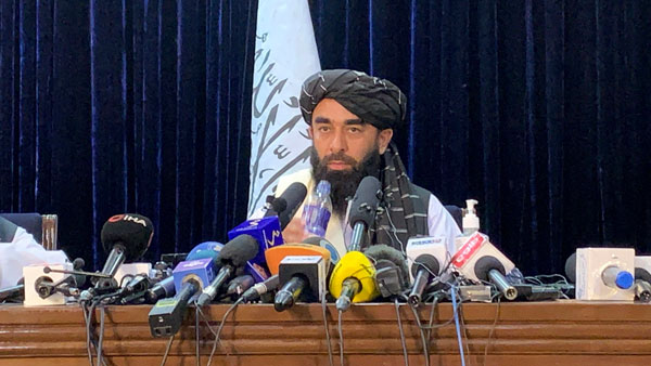 US drone strike 'arbitrary', should have been reported to us: Taliban