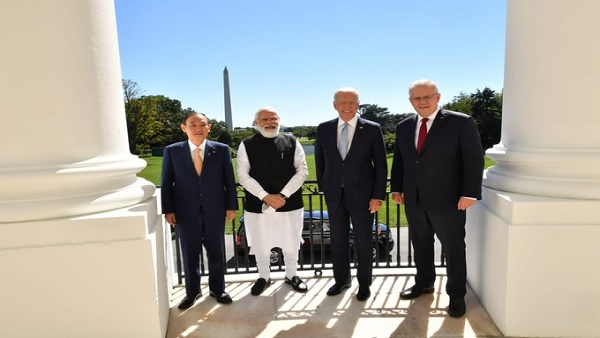 Quad leaders' summit: Here's what Modi, Biden, Morrison and Suga said in opening remarks