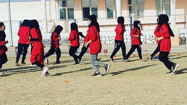 Afghan women footballers evade Taliban, arrives in Pakistan