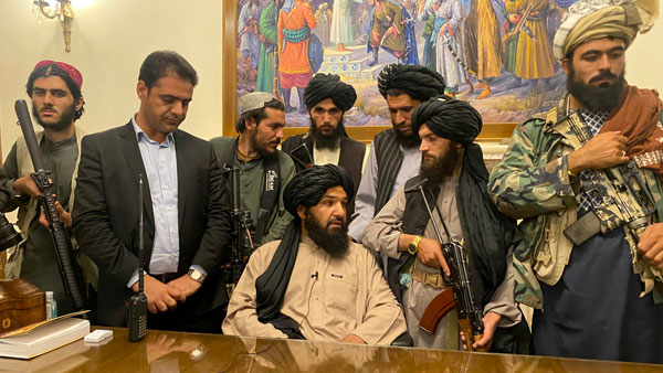 Afghan govt email accounts locked down by Google as Taliban looks for access