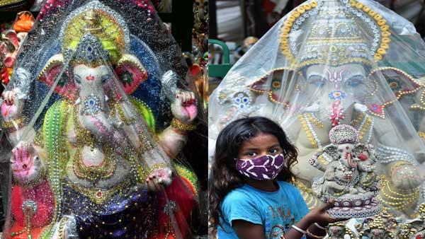 Ganesh Chaturthi 2021: No public celebration allowed in Delhi