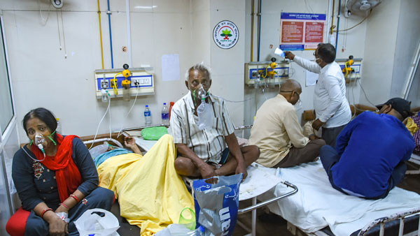 55 people suffering from suspected dengue died in Firozabad since its outbreak