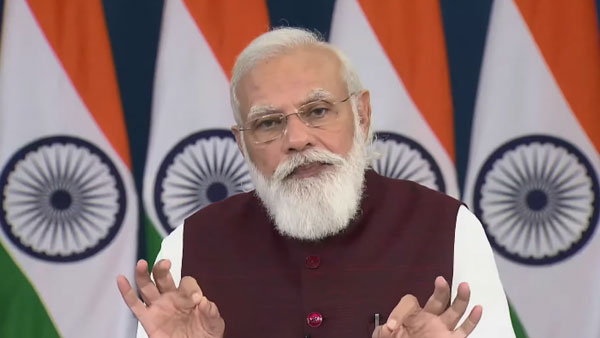Give me strength to work even harder for nation: PM Modi on birthday wishes