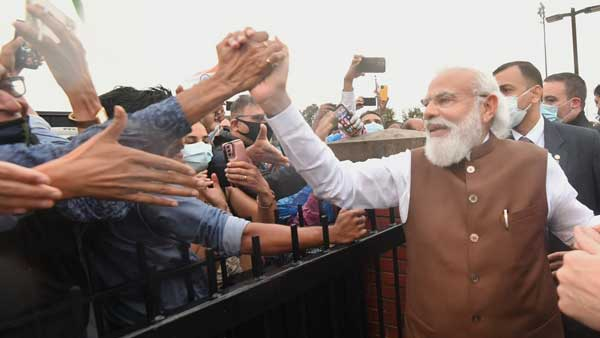 At Global COVID-19 Summit, PM Modi says India has seen humanity as one family