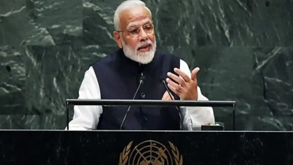 'Countries with regressive thinking...': PM Modi's veiled reference to Pak, China
