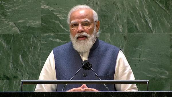 Come, make Vaccine in India: PM Modi at UNGA