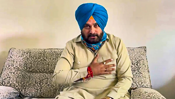 Sidhu will continue as Congress party chief, issue will be resolved says his adviser