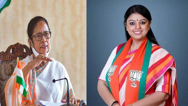 Mamata Banerjee's opponent Priyanka Tibrewal at Bhabanipur receives notice for poll code violation