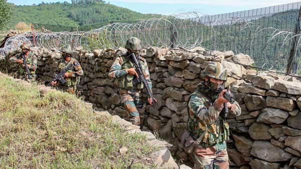 Pak terrorist captured, another shot dead along LoC