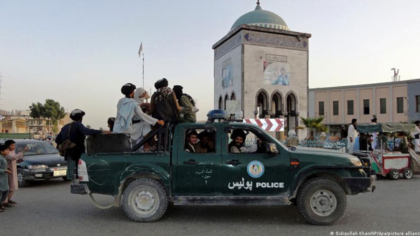 Taliban has Pakistan to thank for its takeover of Panjshir
