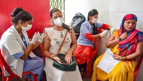 Over 78.58 crore COVID-19 vaccine doses provided to states, UTs so far, says Centre