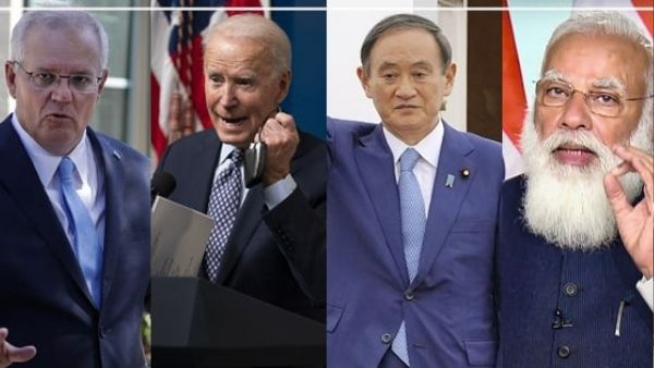 Afghan crisis, Covid, Indo-Pacific to be focus of Quad summit in US on Sep 24; PM to attend