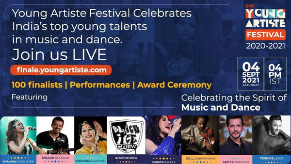SIFF Young Artiste Festival: When & Where to watch 'the Greatest Grand Finale 2020-21'