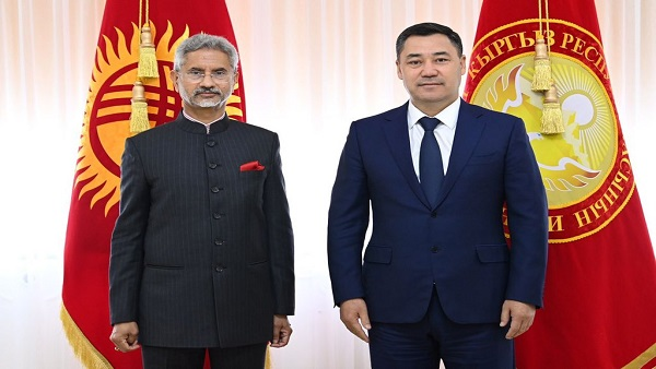 India to provide USD 200 million Line of Credit to support development projects in Kyrgyzstan