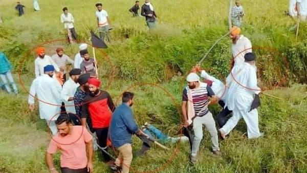 Lakhimpur violence case: SIT releases photos of six suspects thumbnail