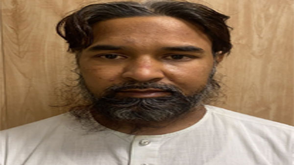 Pak terrorist arrested in Delhi stayed undercover as a peer baba
