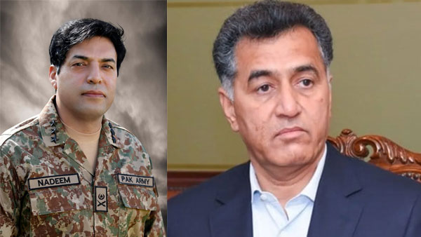 A change of guard in the ISI and what it would mean