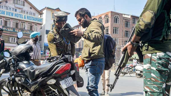 Following the killing of civilians scores of Islamic terror sympathisers detained