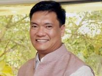 Arunachal Cm Khandu Terms Bypolls Win As Perfect Christmas Gift 2608381.html
