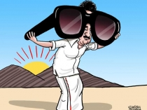 The Legacy Of Dravidian Party On Stalins Shoulder Daily Cartoon Aug29 2765132.html