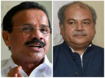 Dv Sadananda Gowda Gets Ministry Chemicals Fertilizers Narendra Tomar Parliamentary Affairs 2807139.html