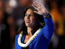 Lawmaker Tulsi Gabbard A Hindu Is Seriously Interested In Us Presidential Election 2020 2821931.html