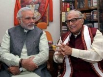 Who Am I To Bless Modi He Has The Peoples Blessings Joshi 2892944.html