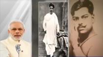 Pm Modi Pays Tribute To Bal Gangadhar Tilak Chandra Shekhar Azad 2922721.html