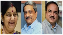 Swaraj Parrikar Ananth Kumar Bjp Has Lost Some Of Its Tallest Leaders Recently 2930457.html