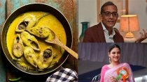 Tmc Mp Nusrat Jahan S Hilsa Treat For Nobel Laureate Abhijit Banerjee 2966008.html