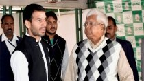 A New Lot Hits The Family Drama Surrounding Lalu And Son 3004665.html