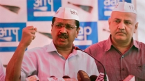 Delhi Election Results Kejriwal Leading His Deputy Sisodia Wins From Patparganj After Initial Hiccup 3031330.html